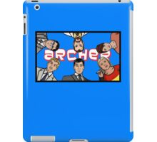 Archer Team iPad Case/Skin