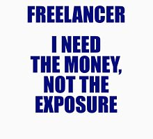Freelancer Womens Fitted T-Shirt
