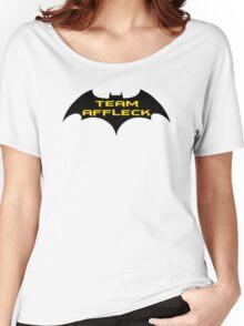 TEAM AFFLECK Women's Relaxed Fit T-Shirt