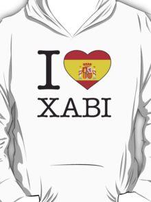 I ♥ XABI T-Shirt