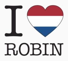 I ♥ ROBIN by eyesblau