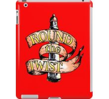 Round The Twist iPad Case/Skin
