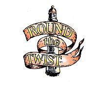 Round The Twist Photographic Print