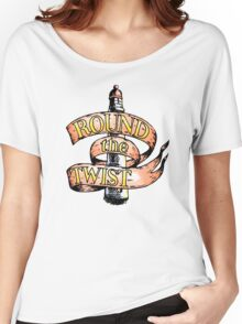 Round The Twist Women's Relaxed Fit T-Shirt