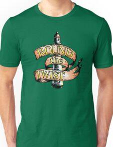 Round The Twist Unisex T-Shirt