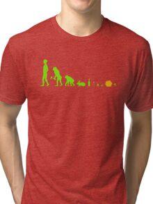 katamari evolution Tri-blend T-Shirt