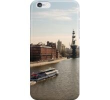 Moscow River iPhone Case/Skin