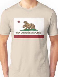 New California Republic Flag Original  Unisex T-Shirt