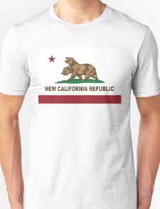 New California Republic Flag Original  T-Shirt