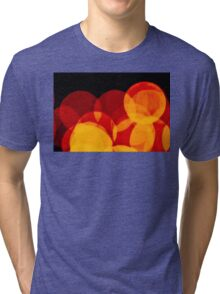 Rocket Baby on the level Tri-blend T-Shirt