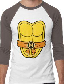 Michaelangelo Men's Baseball ¾ T-Shirt