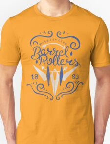 Barrel Rollers Pilots Club T-Shirt