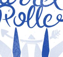 Barrel Rollers Pilots Club Sticker