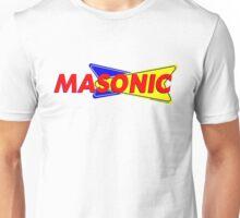 Masonic Sonic Mystery School Drive In Unisex T-Shirt