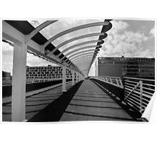 Bells Bridge Poster