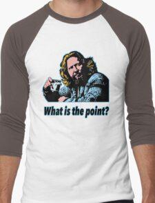 Big Lebowski Philosophy 14 Men's Baseball ¾ T-Shirt