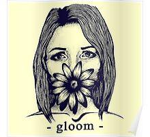 Gloom Girl Poster