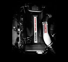 Heart Of GT-R by Godfoot808