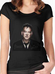 Stewart Lee Women's Fitted Scoop T-Shirt