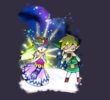 The Legend of Zelda Spirit Tracks - The Duet Unisex T-Shirt