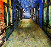 Universe Alley by RC deWinter