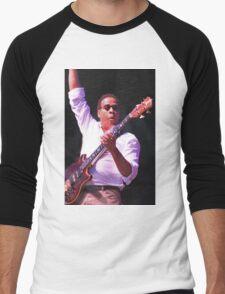 Stanley Clarke Bass Master Men's Baseball ¾ T-Shirt