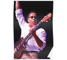 Stanley Clarke Bass Master Poster