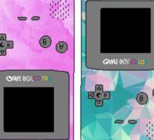 Pastel Nintendo Sticker