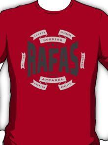 Rafas premium Grey T-Shirt