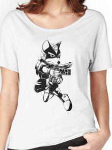 Fox McCloud Women's Relaxed Fit T-Shirt