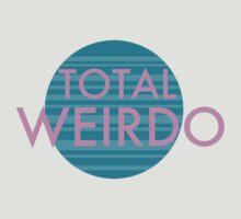 Total Weirdo (Horizon Sphere) T-Shirt
