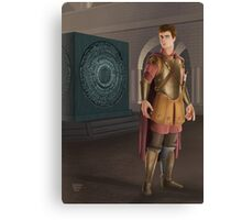 The Lone Centurion Canvas Print
