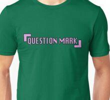Question Mark? Unisex T-Shirt