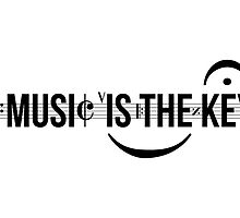 Music Is The Key by ak4e