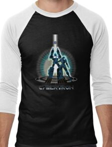 CyberTRON Men's Baseball ¾ T-Shirt