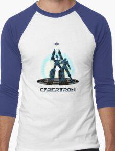 CyberTRON Men's Baseball ¾ T-Shirt