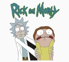 Rick and Morty Shirt by magicdesign
