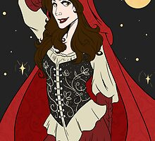 Ruby Moon by Ginny Milling