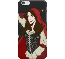 Ruby Moon iPhone Case/Skin