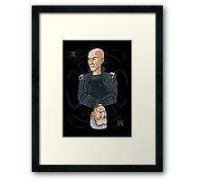 King of  Mutants (X) Framed Print