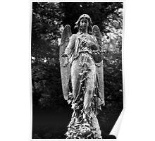 Angel Highgate Cemetery  Poster