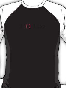 I () Lisp T-Shirt