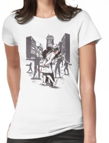 Z-Day Womens Fitted T-Shirt