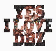 yes i love dbz One Piece - Short Sleeve