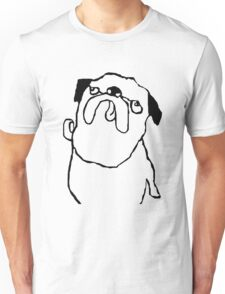 Curly bums Unisex T-Shirt