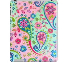 Psychedelic Background iPad Case/Skin