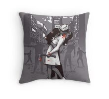 Z-Day Throw Pillow