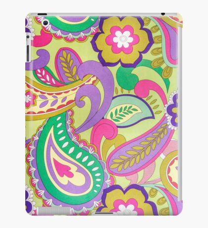 Flowers Patterns iPad Case/Skin