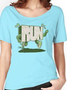 Run! Women's Relaxed Fit T-Shirt