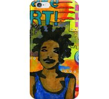 Make ART iPhone Case/Skin